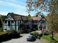 Caer Beris Pet-friendly Hotel Powys Mid Wales